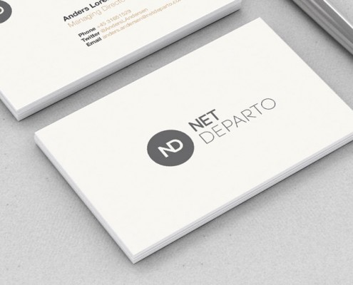 Grafisk profil | Net Departo